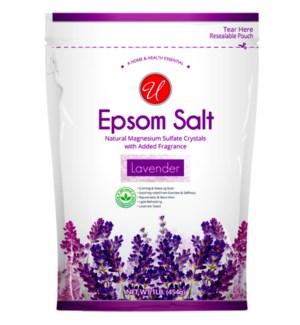 U #55804 LAVENDER EPSOM SALT