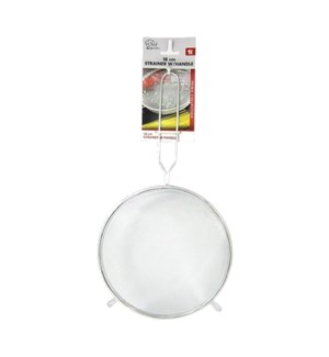 STRAINER #CH81722 METAL WITH HANDLE
