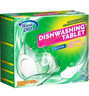U #CN82005 DISHWASHING TABLETS