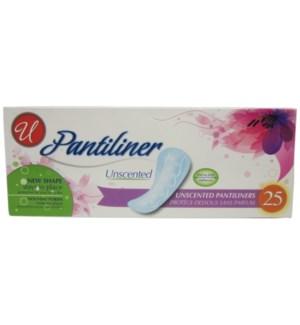 U #82622 PANTILINER, UNSCENTED