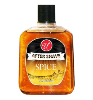 U #82673 AFTER SHAVE, SPICE