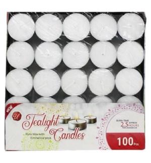 U #82764 TEALIGHT CANDLE IN BOX