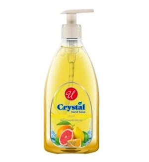 U #83018 CITRUS HAND SOAP
