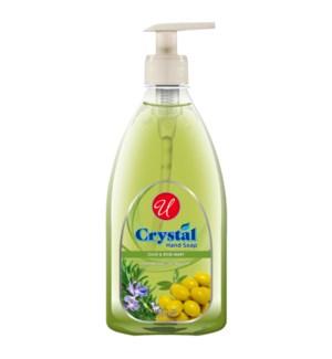 U #83021 OLIVE & ROSE MARY HAND SOAP