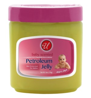 U #86022 BABY PETROLEUM JELLY