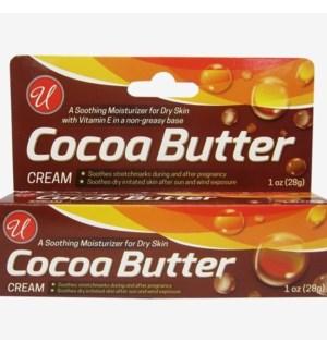 U #86076 COCOA BUTTER CREAM