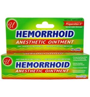 U #86077 HEMORRHOID OINTMENT