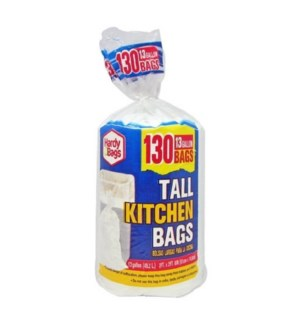 TRASH BAGS #IN86707 13GL TALL KITCHE