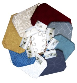 PLACEMATS #CV87194 ASSORTED