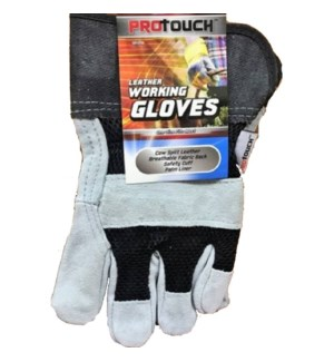 CH90096 LEATHER WORKING GLOVES