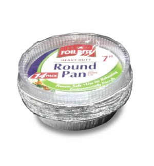 FOILRITE #CN90182 ROUND PAN W/DOME LID