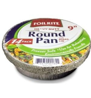 FOILRITE #CN90185 ROUND PAN W/LID