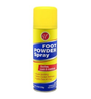 U #CN90205 FOOT POWDER SPRAY