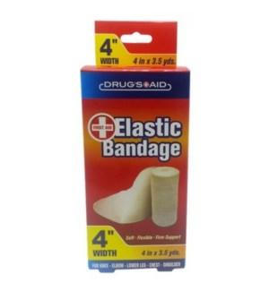 "ELASTIC BANDAGE #CH91036 4"""