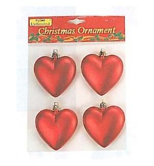 CH-MAS #XO218 4 HEARTS