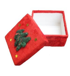 CH-MAS #BX853 VELVET BOX