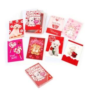 V #CA213 BOXED CARDS/ASST