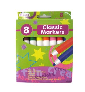 MG-2836 8CT CLASSIC MARKERS