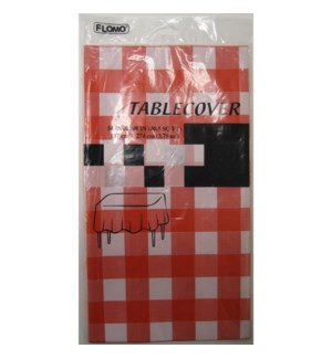 TABLE COVER #TC357 CHECKERS PRINT