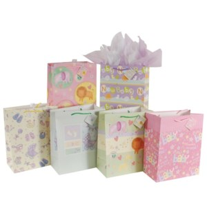 GIFT BAG #BY80M BABY SHOWER/ASST