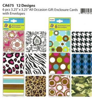 GIFT CARD #CA675 ALL OCCASIONS