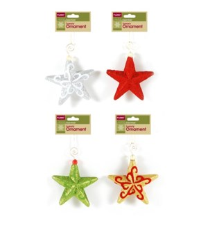 CH-MAS #HO1111 LUXURY ORNAMENT/STAR