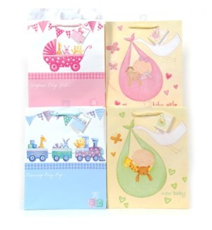 GIFT BAG #BY88L BABY SHOWER
