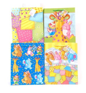 GIFT BAG #BY86M BABY SHOWER/ASST