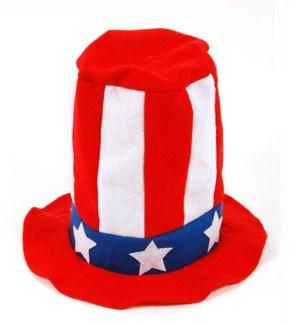 PATRIOTIC #PA406 FELT HAT