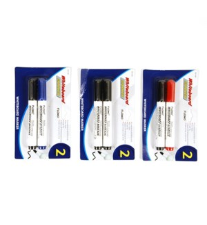 MG-1406 DRY ERASE WHITE BOARD MARKERS