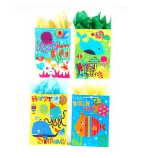 GIFT BAG #BB630E BIRTHDAY/ASST