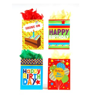 GIFT BAG #BB625SG BIRTHDAY