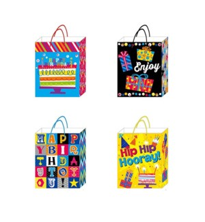 GIFT BAG #BB646SG BIRTHDAY
