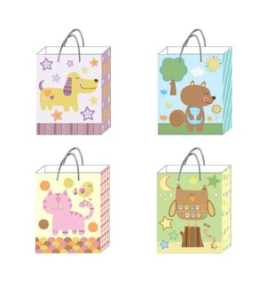 GIFT BAG #BY89E BABY SHOWER/ASST