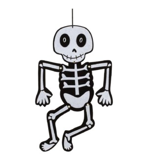 HW #HW662 SKELETON JOINTED CUT OUT