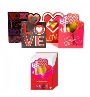 V #CAV200D GIANT CARD W/ENVELOPE