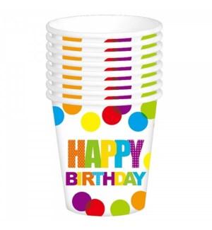 BIRTHDAY CONFETTI CUP #PW816