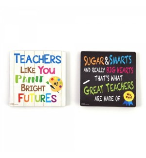TH230 PLAQUES W/EASEL , ASST