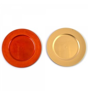 TH'GIVING #HM3011 CHARGER PLATE