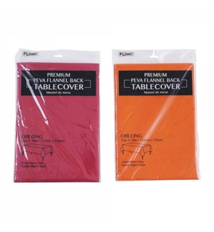 TH'GIVING #TC800 TABLECOVER, SOLID COLORS