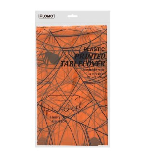 HW #HW1039 TABLE COVER SPIDER WEB