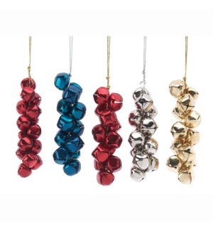 CH-MAS #XO2297 BELLS IN PLST CONTAINER