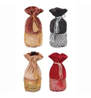 CH-MAS #FB177 GIFT BAG/VELVET