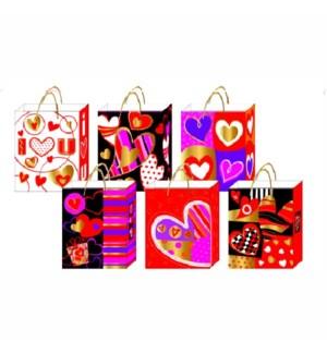 V #HS214S GIFT BAGS/S.H.S LOVE