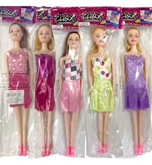 TOY K #20384 GIRL FIGURE IN BAG