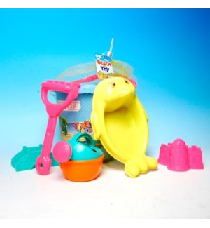 TOY K* #22193 BEACH BUCKET PLAY SET IN B