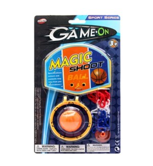 TOY K #23501 MAGIC SHOOT GAME SET