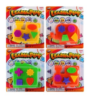 TOY K #23570 LEARNING PUZZLE
