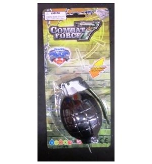 TOY K #27698 COLOR GRENADE W/SOUND