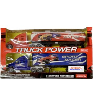 BIG TOY #38076 TRUCK POWER